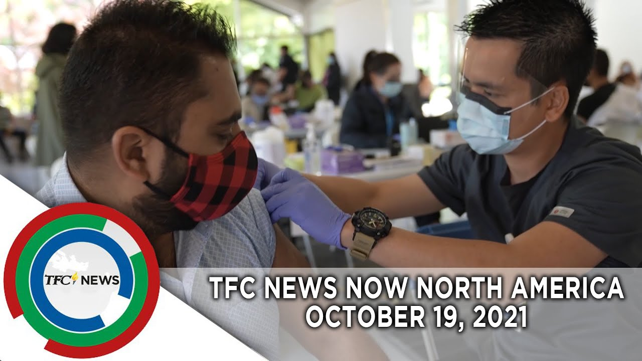 Download TFC News Now North America | October 18, 2021
