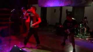 NIHIL OBSTAT - Cranial Scum (Rock Cyclando 28/12/2013 El Cerrito Valle)