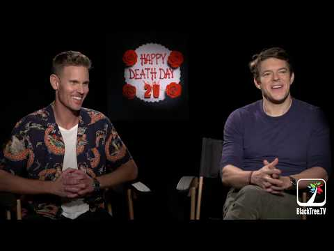 Happy Death Day 2U:  Jason Blum And Christopher Landon