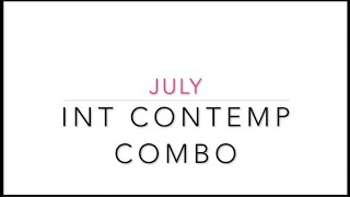 Int contemp   July