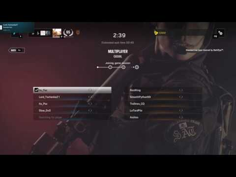 matchmaking preferences rainbow six siege ranked