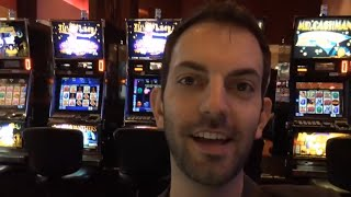 LIVE STREAM Slot Machines at Harrahs SoCal -  BIG WIN?? Live 09/14/16 at 6pm Pacific