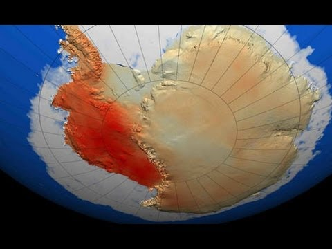 Too Late To Stop Antarctic Ice Melt
