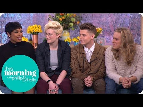 Jennifer Hudson Still Has Trouble Understanding Regional British Accents | This Morning