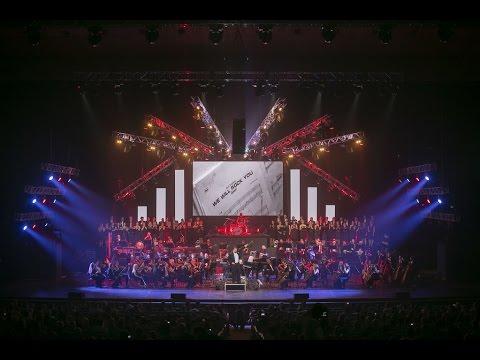 Рок Хиты Симфонического Оркестра Resonance Yellow Tour 21/02/15 Великий Новгород