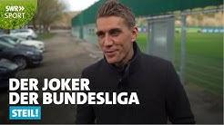 Nils Petersen und das Freiburger Glück | SWR Sport