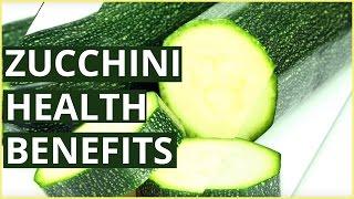 10 Best Health Benefits Of ZUCCHINI For Skin, Hair & Health