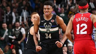 All-Access: Bucks Take Revenge On Sixers | Exclusive Footage | Giannis Tik Tok | 2.6.20
