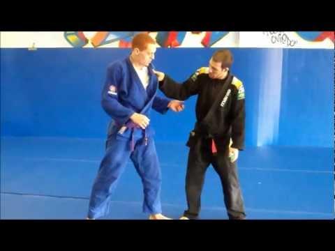 Genesis Jiu Jitsu Fort Worth Tech #25 Judo Takedown