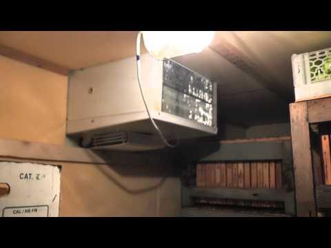 видео: холодильное оборудование для сотохранилища