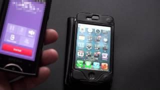 iPhoneとAndroidでViber