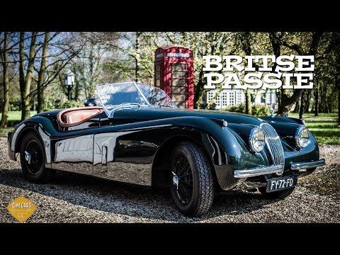 British Passion - Jaguar XK120 - ENG SUBS