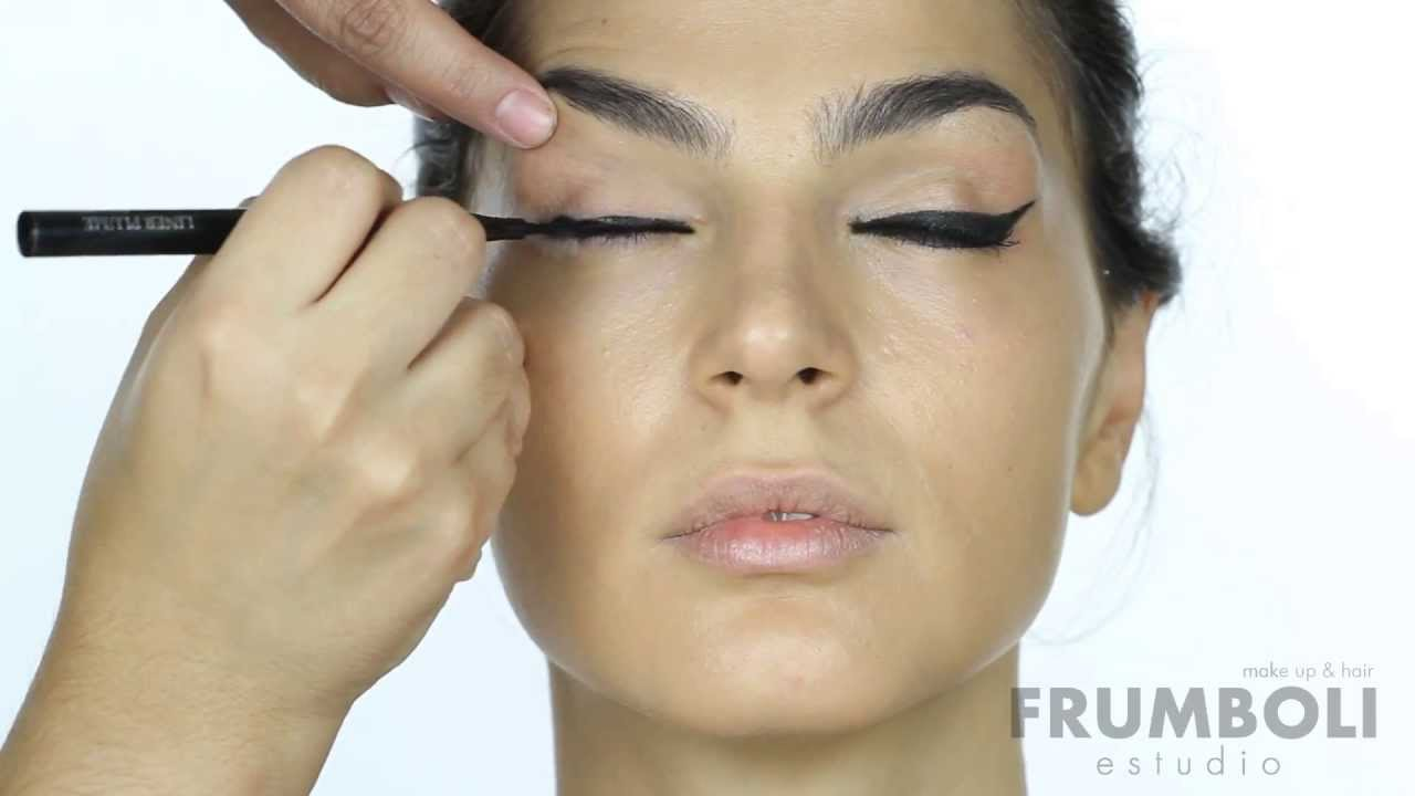 Tutorial de Maquillaje Cat Eyes  YouTube