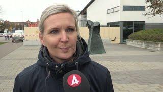 Polisens familj tvingas leva med skyddad identitet - Nyheterna (TV4)