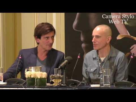 Daniel Day-Lewis in Αthens 1 2 2018 press conference