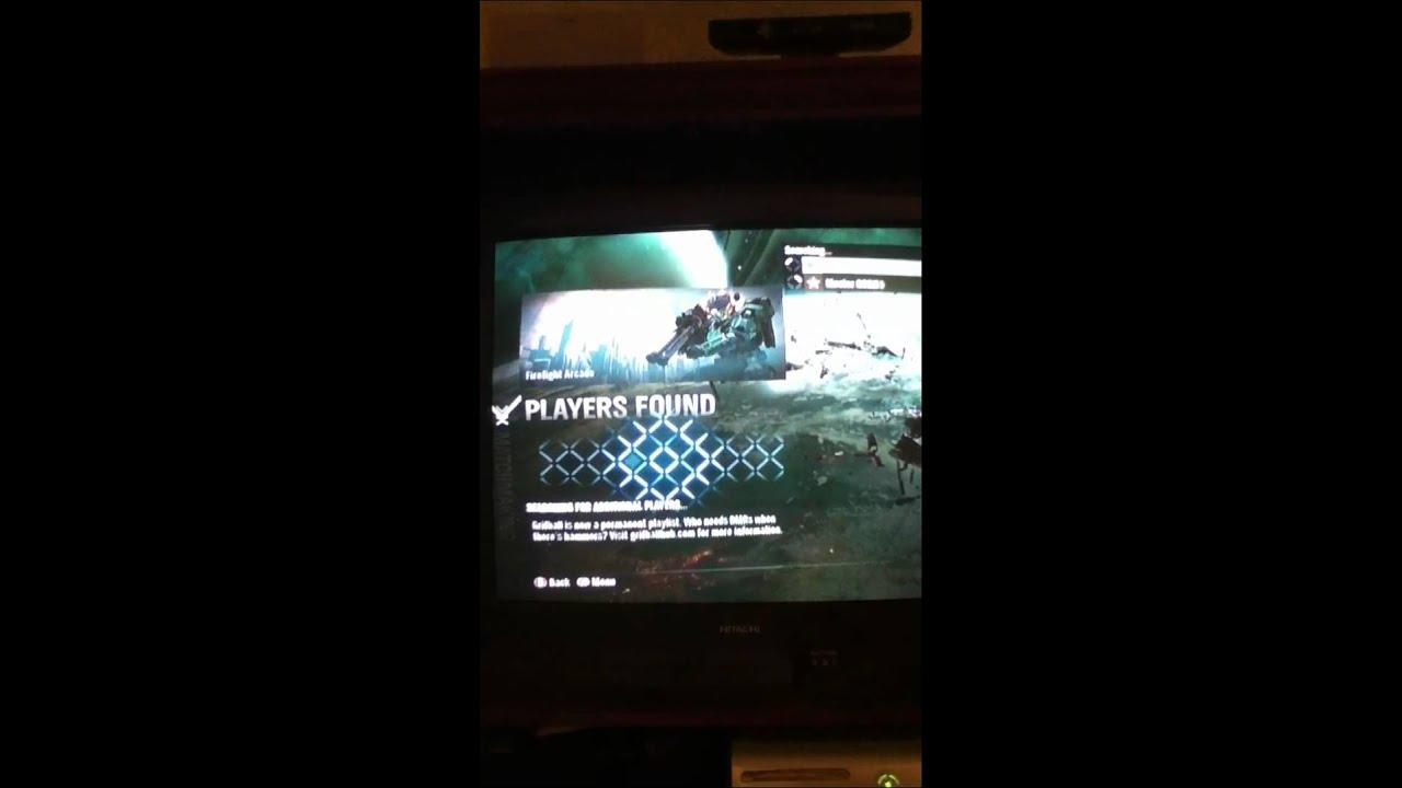 Halo Reach eldstrid matchmaking lägen