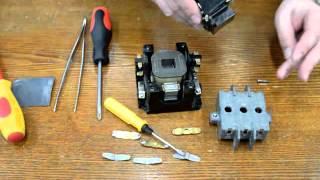видео пускатель магнитный пме 211
