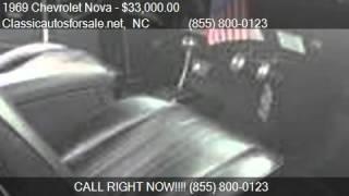 1969 Chevrolet Nova  for sale in Nationwide, NC 27603 at Cla #VNclassics