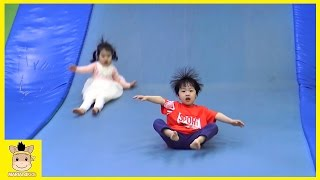 Indoor Playground for Kids and Family Fun at Kids Cafe | MariAndKids Toys