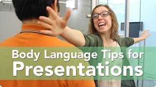 The 9 Greatest Body Language Tips for Presentations