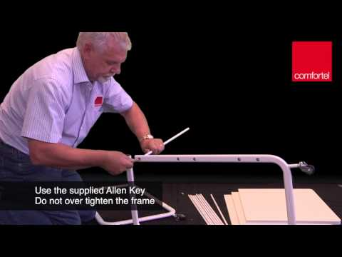 Comfortel: How To Assemble A Beauty Equipment Trolley