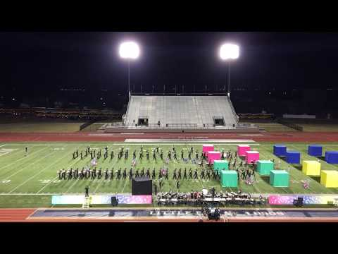 Heritage High School Band Show 2017