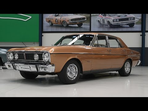 1969 Ford Falcon XT GT Sedan - 2018 Shannons Melbourne Late Summer Classic Auction