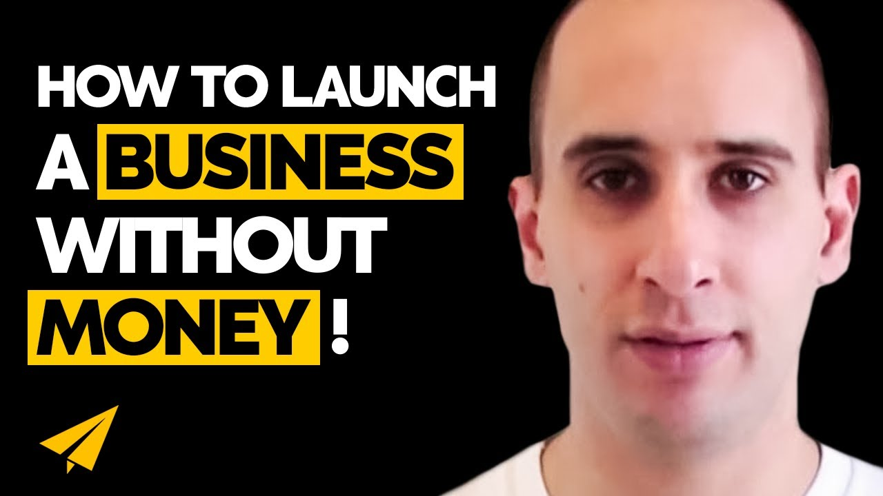 Don't Need Money - You don't need money to launch a business! - YouTube