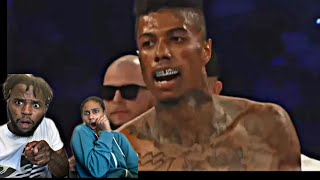 THIS WAS HILARIOUS BLUEFACE VS NEUMANN FULL FIGHT *COUPLES REACTION