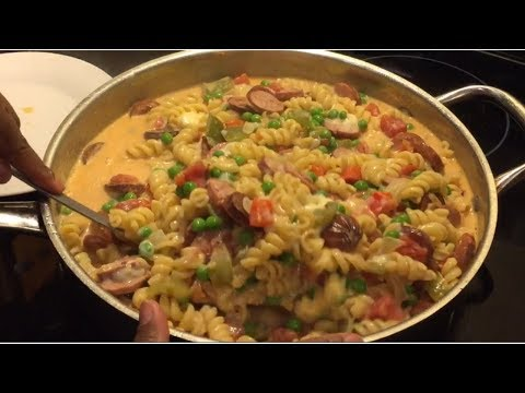 Sausage And Pasta Recipe