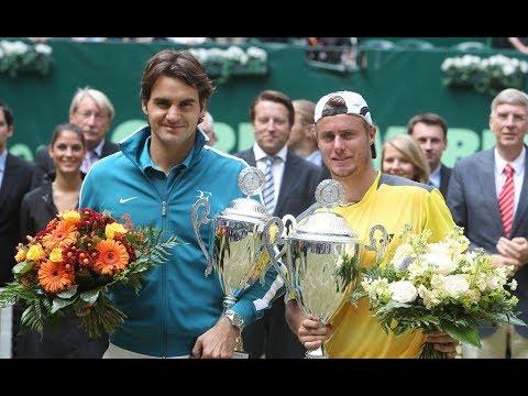 Hewitt vs Federer -  Halle 2010 Final