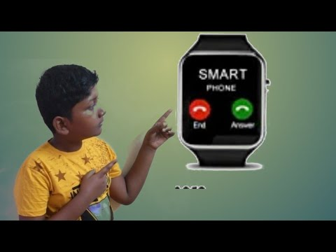 Ainsley X7U Bluetooth Smart Watch Aswath 10 Tamil