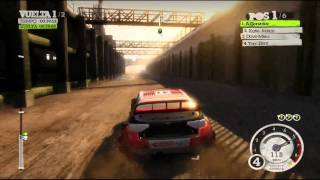 DiRt 2 Gameplay HD 5870