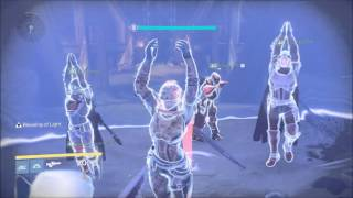 New Zombie Dance Emote in Destiny