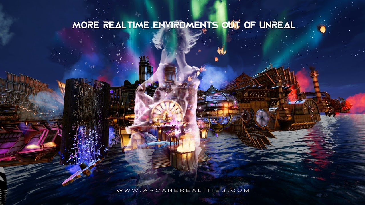 AdobeMax After Party Promo ArcaneRealities.com