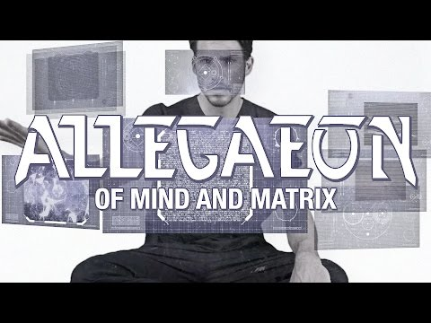 """Allegaeon """"Of Mind and Matrix"""" (OFFICIAL VIDEO)"""