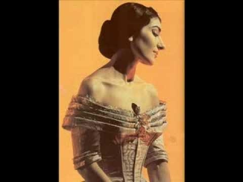 Maria Callas - Qui la voce ~ Vien, diletto (BELLINI, I Puritani)