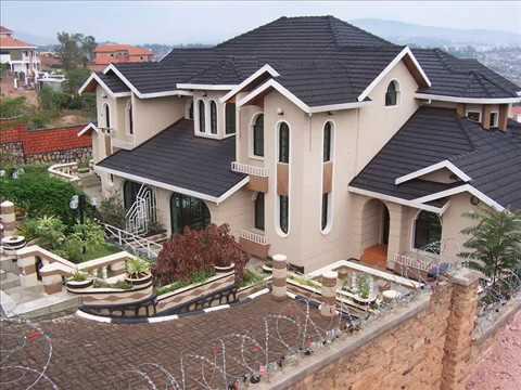 Kigali - Capital de Rwanda Cityscapes