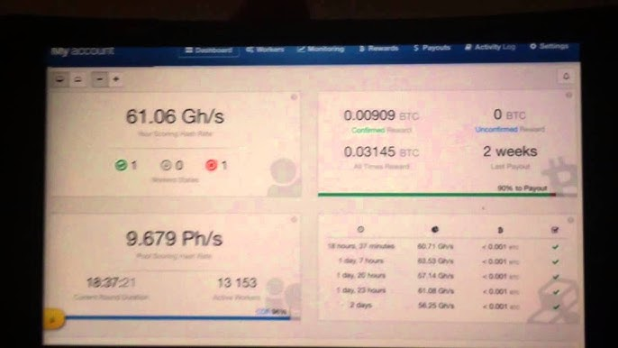 Cum Pentru a configura Bitcoin Minerit Hardware Bitmint Antminer S7 S5 și S3 2021 - Bitcoin on air