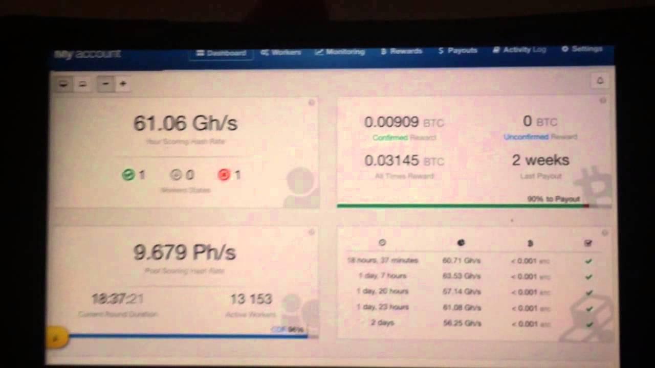 yubang mining bitcoins
