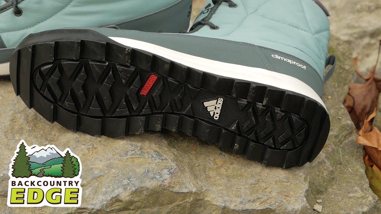 c6c99f34e5ed6 adidas Outdoor Women's CW Choleah Insulated CP Boot - YouTube