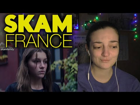 SKAM FRANCE REACTION SEASON 6 EPISODE 1