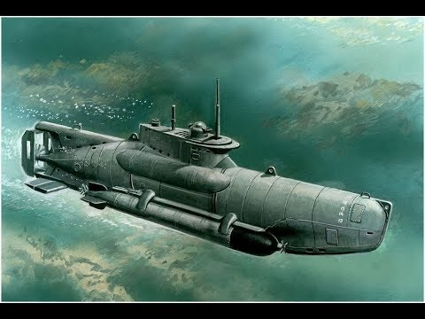 Midget U-Boats: Germany's Tiny Submarines
