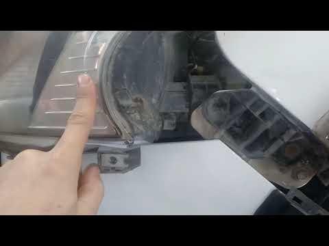 Cambio Foco Delantero Vehículo Great Wall Florid