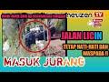 Gambar cover DETIK-DETIK MOBIL PICK UP L300 MENGALAMI KECELAKAAN MASUK JURANG 24/11/2020