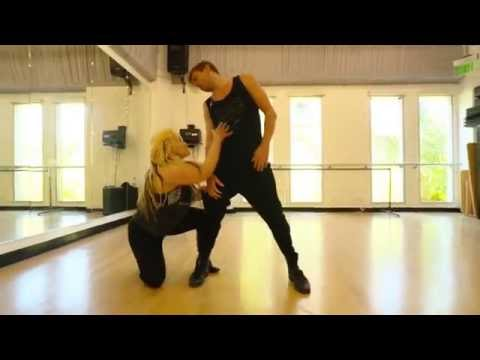 Tainted Love Dance Routine   Marilyn Manson Version