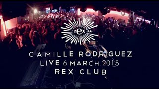 "Video Camille Rodriguez live @ Rex Club ""BTRAX Night"" (06.03.2015) download MP3, 3GP, MP4, WEBM, AVI, FLV April 2018"
