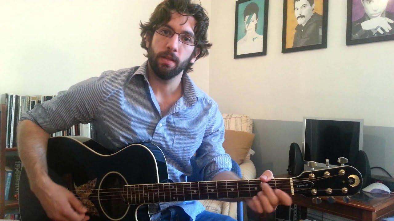 Sara Bareilles December Guitar Chords Lesson By Shawn Parrotte