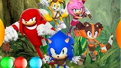 Sonic Dash 2: Sonic Boom | Kostenlose Kinderspiele | Android - iOS