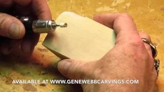 Gene Webb Eye Cutter Bit